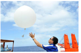各种传感器在气象探空仪器中的原理解析