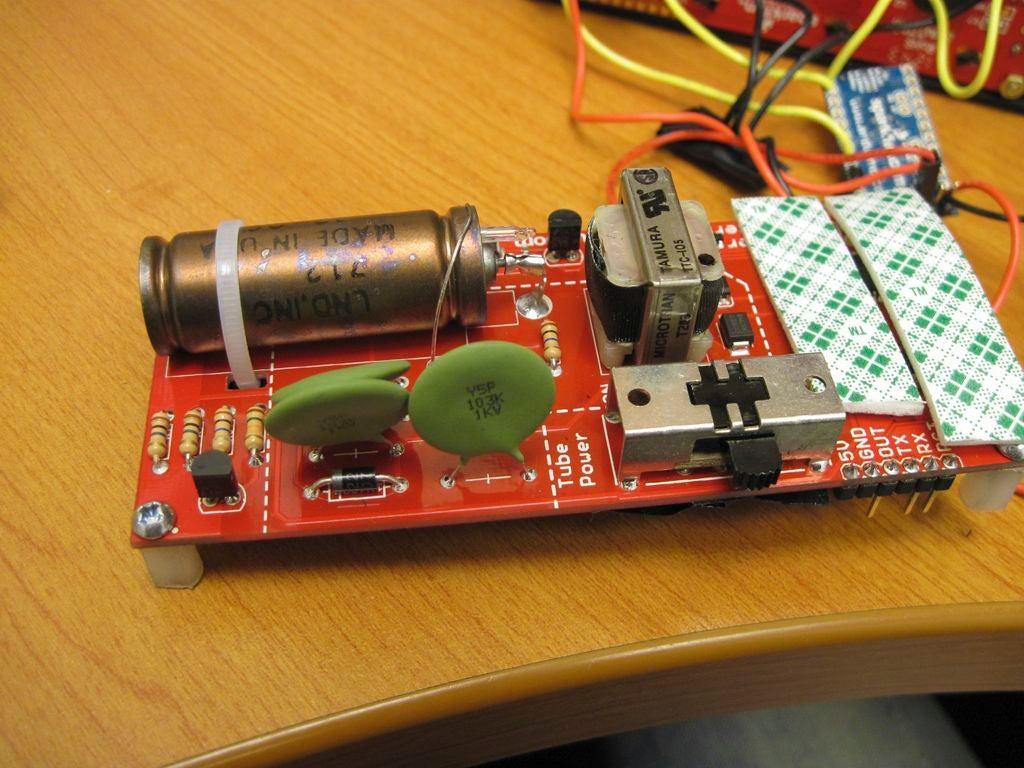 如何使用Arduino构建Geiger计数器