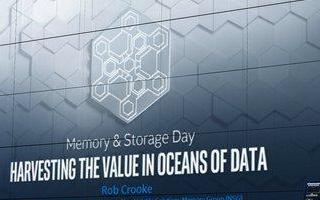 英特尔通过内存和存储创新来加速数据中心的发展