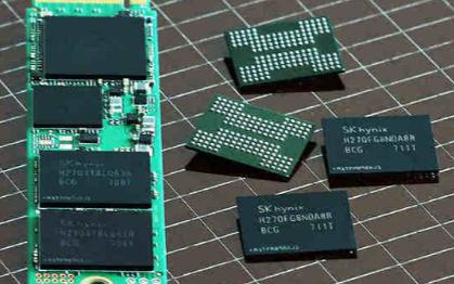 數據量的增大導致主流3D NAND閃存已經不夠用