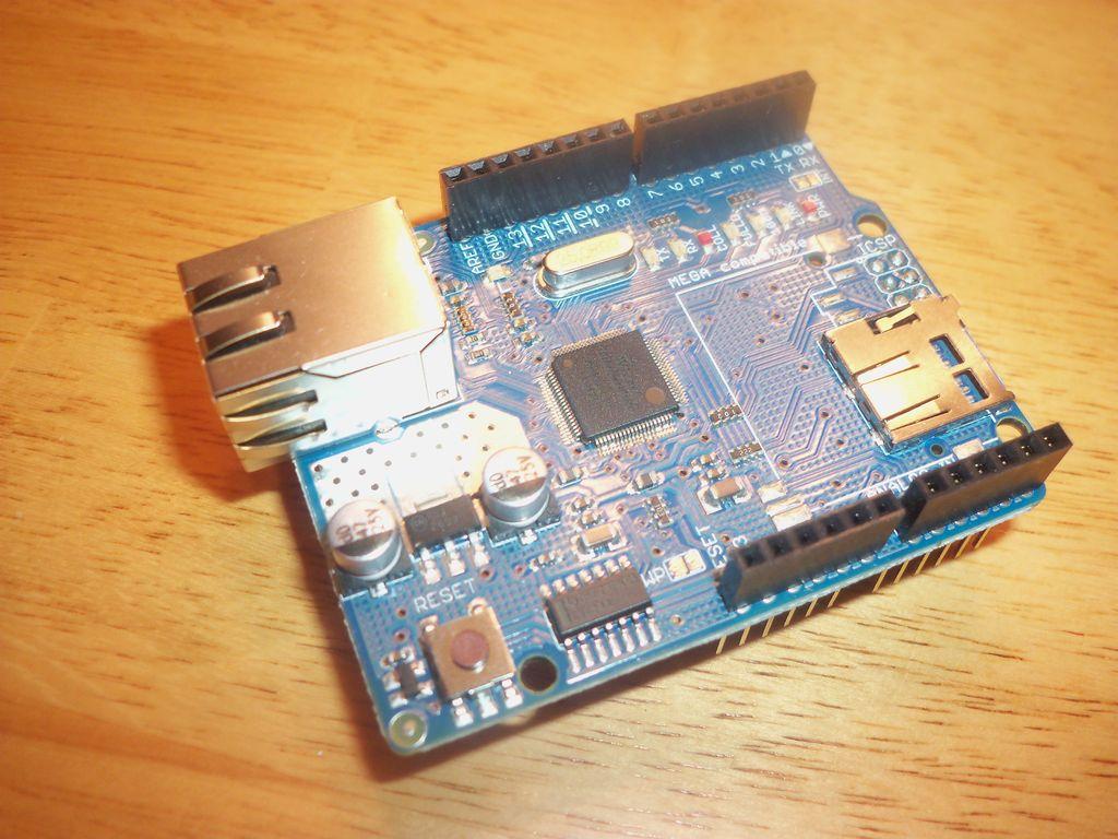 如何构建Arduino Web服务器