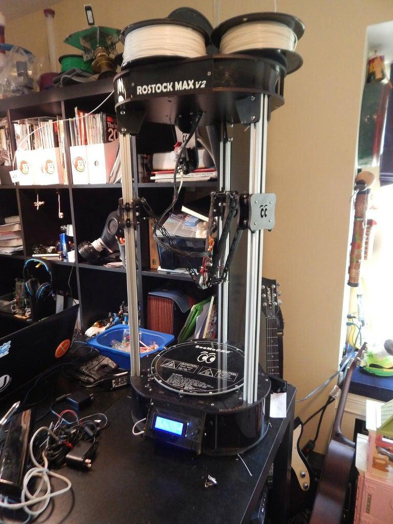 如何在3D打印机中添加LED