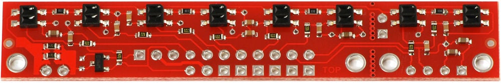 PID线路跟随器Atmega328P的制作