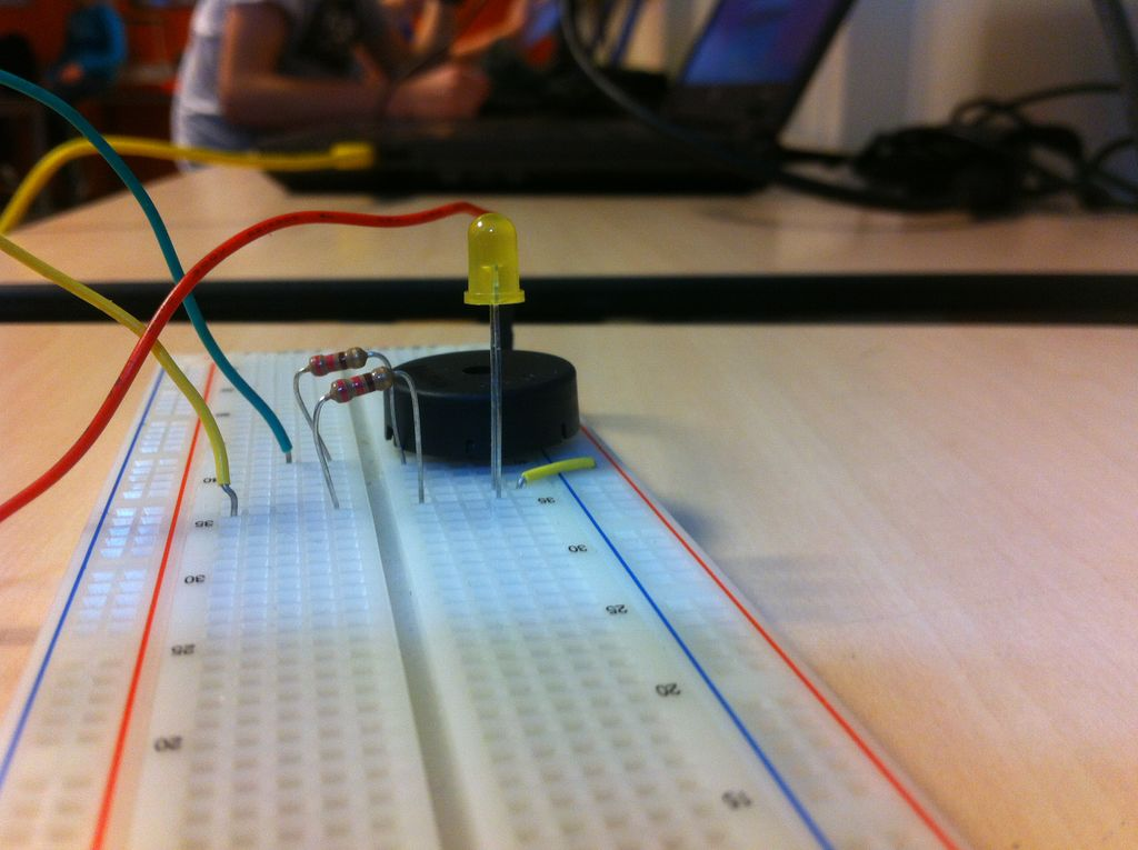 摩尔斯电码编码器的制作