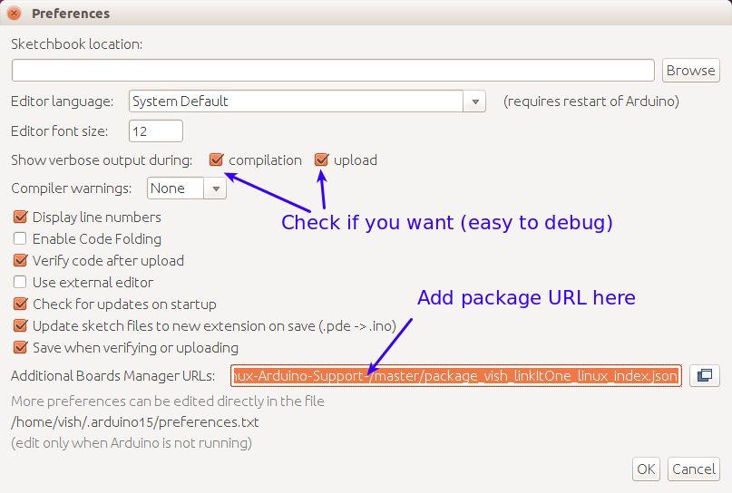 怎樣在Linux中將LinkItOne與Arduino結合使用