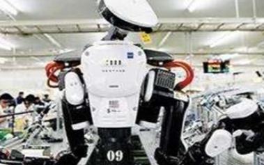 工业机器人如何扩大它自身的应用领域