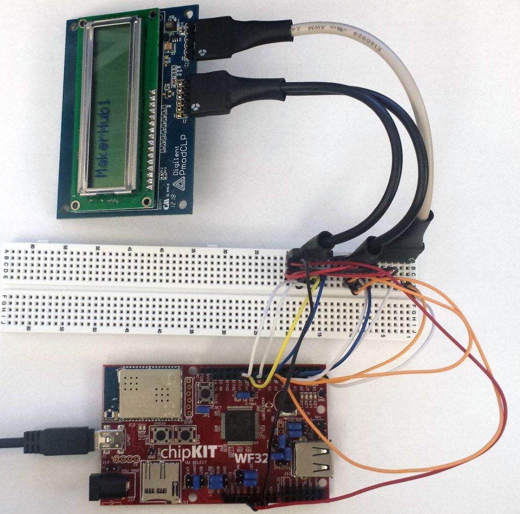 怎样用LabVIEW进行LCD控制