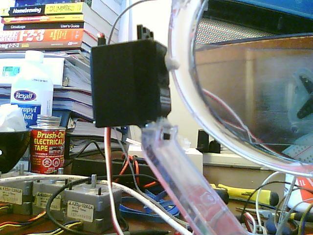 Arduino雙軸伺服太陽能跟蹤器制作圖解