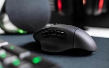 羅技最新發布G604 LightSpeed無線游戲鼠標