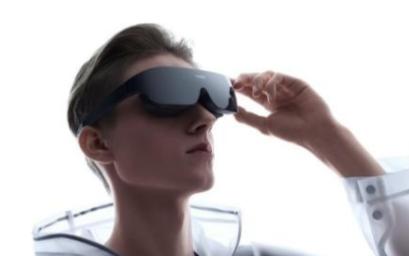 HUAWEI VR Glass是5G时代的第一款便携VR