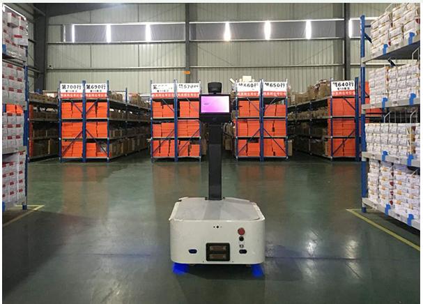 仓储机器人给仓储物流带来了怎样的改变