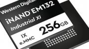 西部数据推出工业级嵌入式的eMMC固态硬盘
