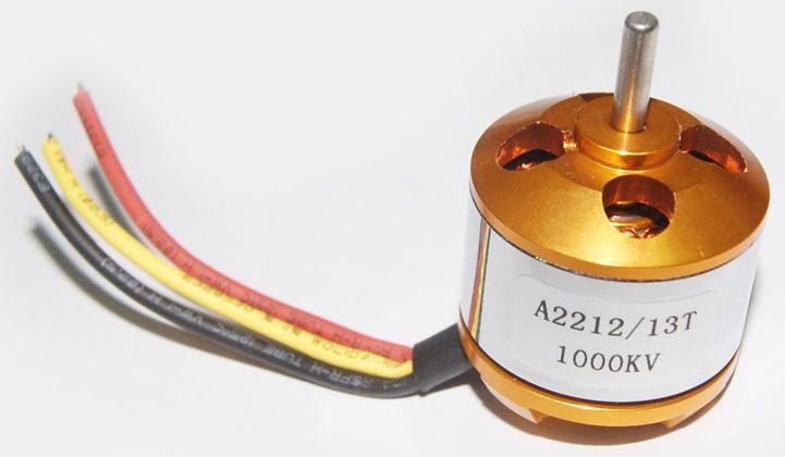 怎樣使用Arduino控制無刷電機
