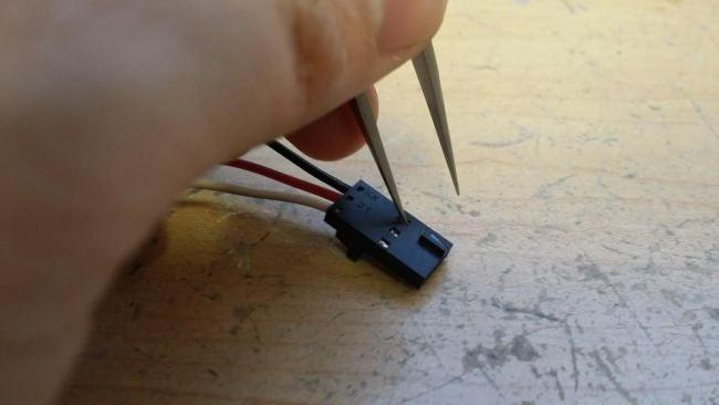 怎样使自己的小工具模拟传感器电缆