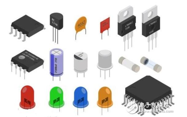 常用的电子元器件选型表资料免费下载