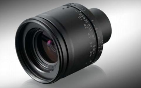 机器视觉工业镜头的基本参数详细说明