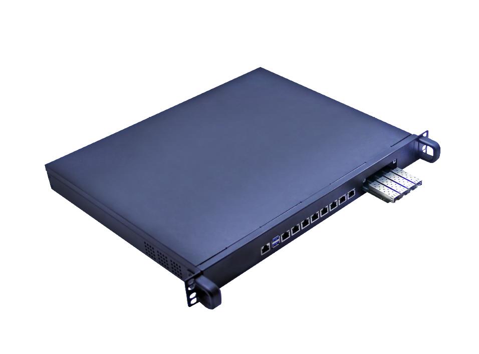 凌壹科技LAN-B150T-8L网络安全硬件平台产品介绍