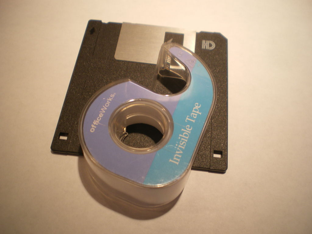 如何将1.44MB软盘转换为720K格式