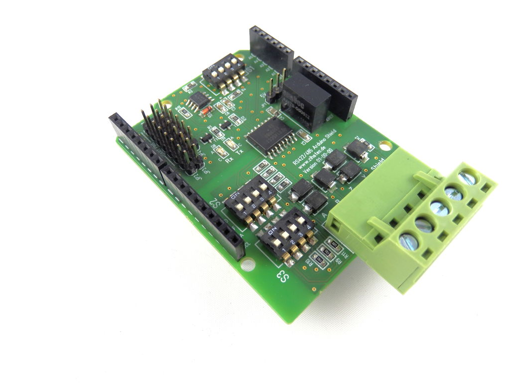 何將ArduinoUNO連接到任何NMEA-0183設備
