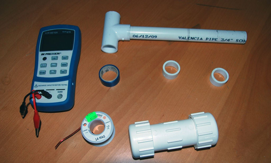 1-2UH输出空芯电感的制作