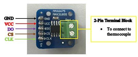 如何使用热电偶和热电偶放大器