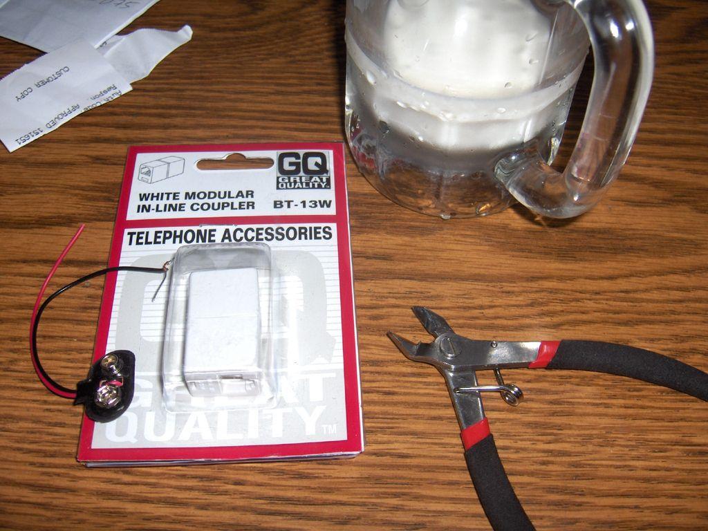 怎样将两个旧的无绳电话变成家用对讲机