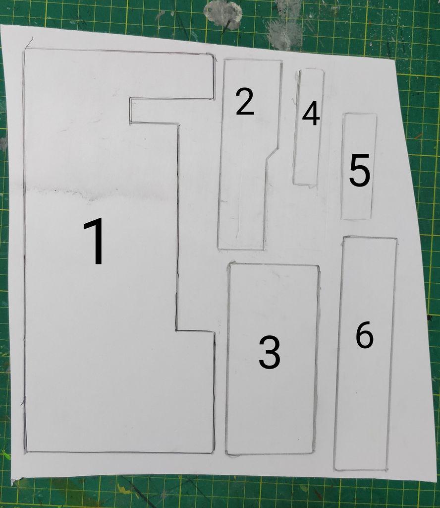 Domino建筑机器的分步制作