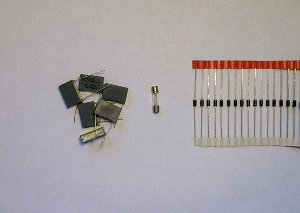 如何制作高壓電源為馬克思發生器供電