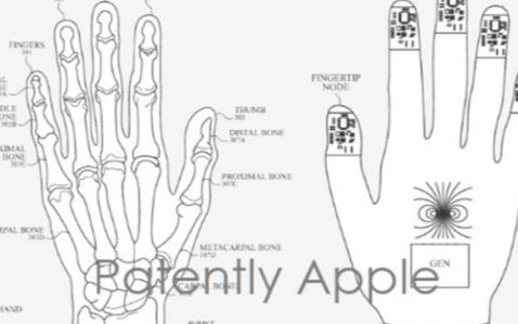 苹果公司的新发明:一种基于磁传感器的近距离感应结构