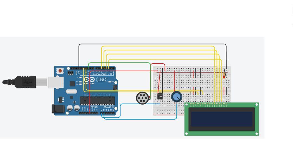 如何在arduino上设置基本恒温器