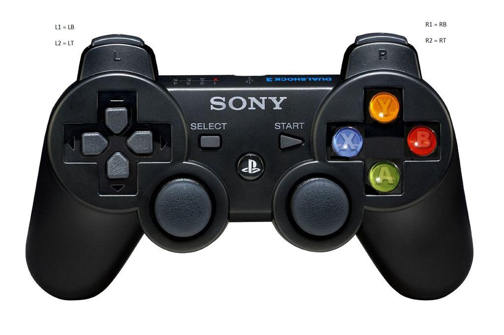 如何通过Windows上的Xinput在PC上使用PS3控制器