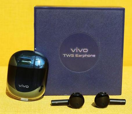 vivo发布了旗下首款真无线蓝牙耳机vivo T...