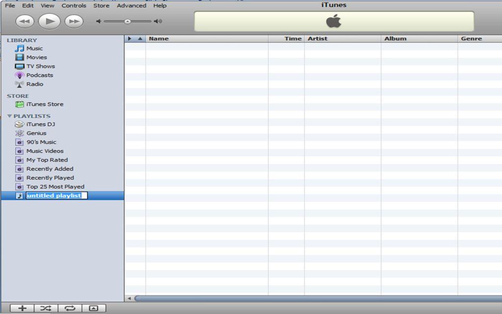 怎样使用iTunes制作MP3 CD