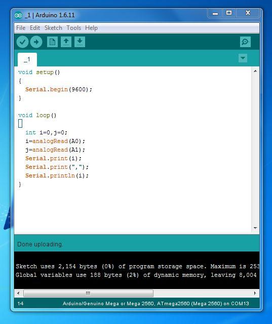 怎样将Arduino数据直接存储到MySQL