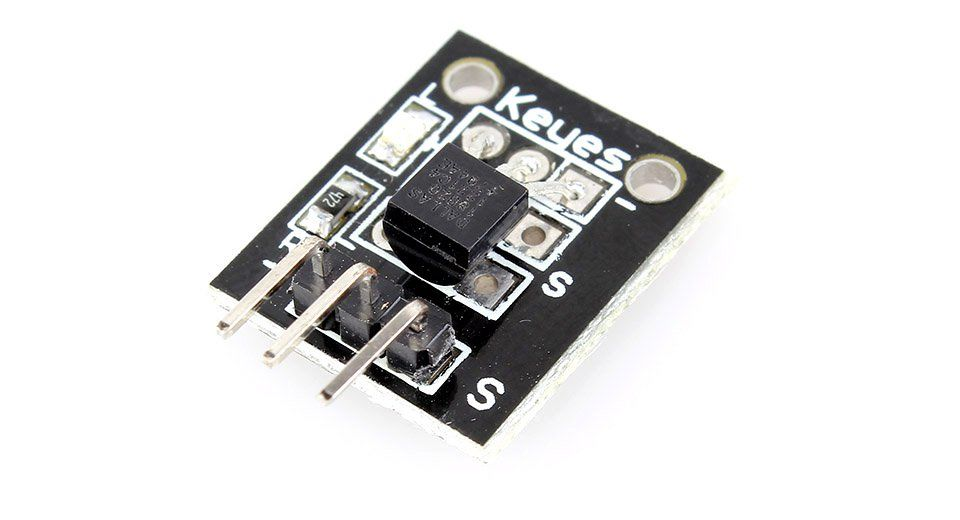带ESP8266的温度传感器Web显示屏的制作