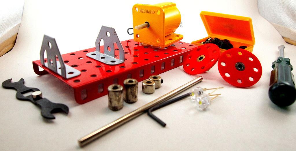 LED扩散器的制作图解