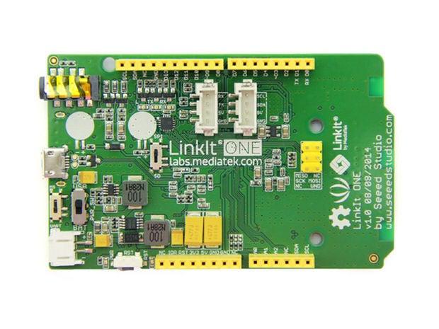 如何使用Mediatek Linkit One板进行流量测量