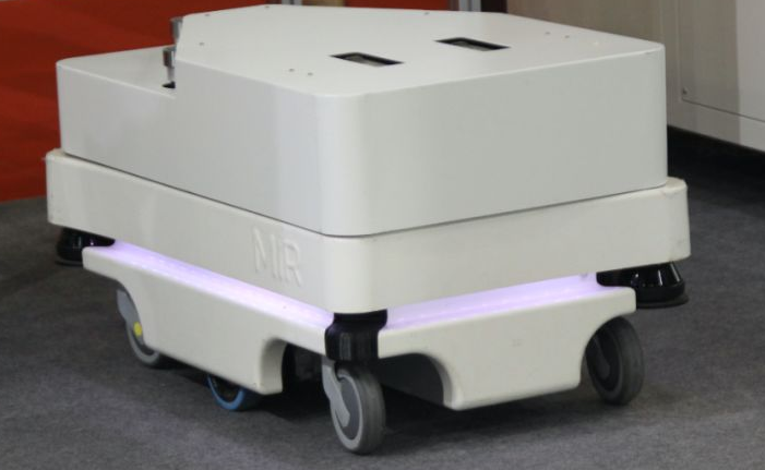有关自动移动机器人的革命在哪里进行