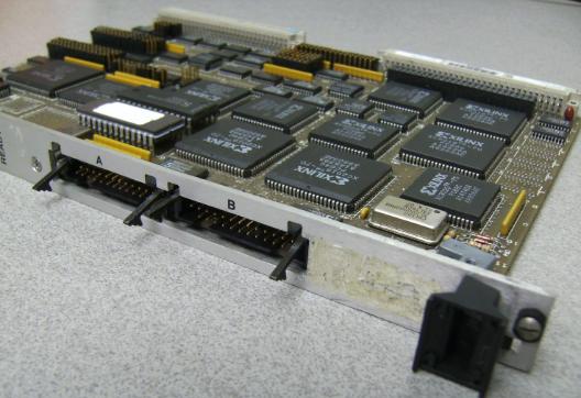 CHAMP-AV IV具有四个高性能处理器 能以48GFLOP的峰值计算能力运行