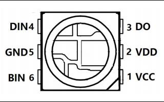 WS2813智能外控集成LED光源的数据手册免费下载