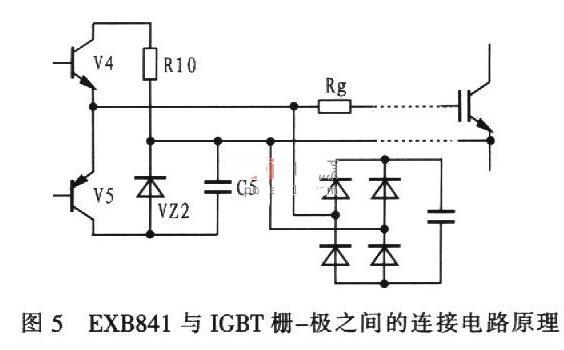 IGBT及驱动电路的过压保护