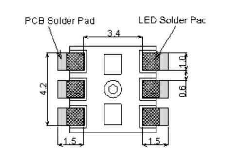 WS2813B-RGBW智能外控集成LED光源的数据手册免费下载