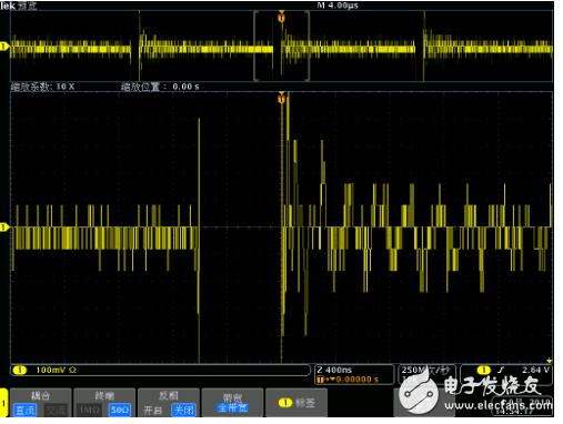 泰克科技新就�杉��Y物一代示波器 解决小信号测试精准度问题