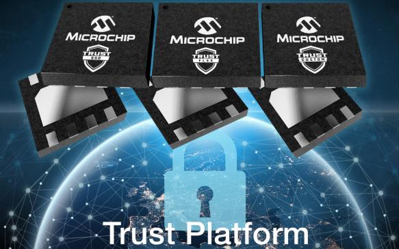 Microchip推出業界首款適用于任意規模部署的預配置物聯網安全解決方案