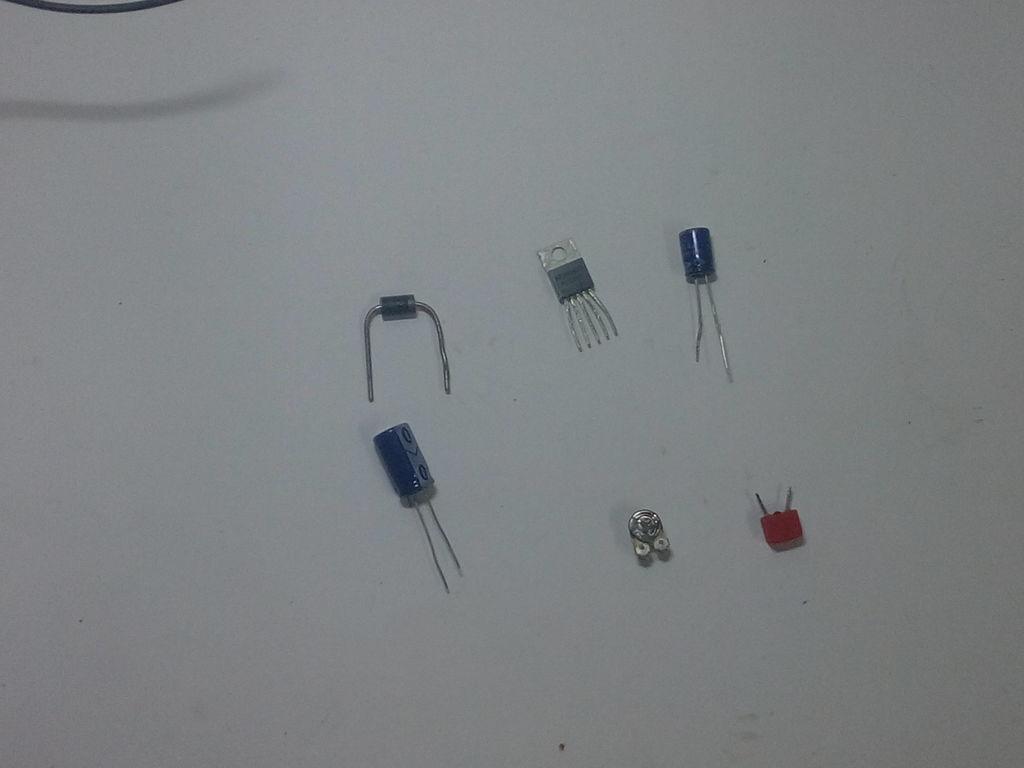 降压转换器DIY图解