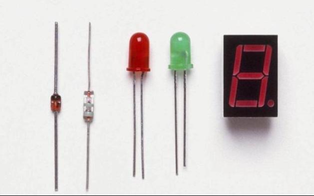 电子设计和制作经常使用的二极管资料大全