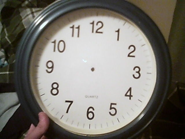 简易CD时钟的制作