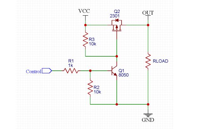 如何使用单片机设计一个高可靠的负载开关电路详细资料分析
