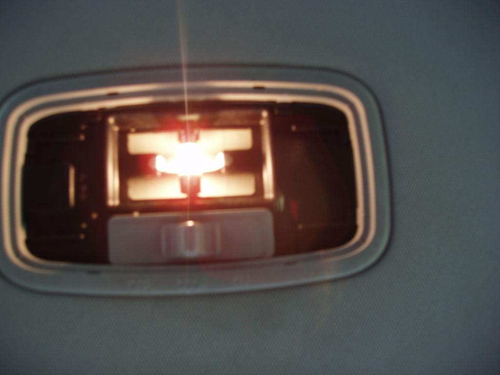 怎样用LED替换顶灯