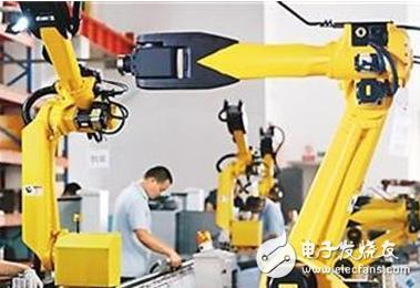 视觉系统作为工业机器人的眼睛发挥着大作用